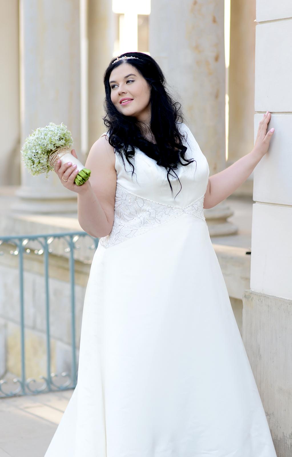 Suknia ślubna Plus Size Odcinek 1 Ewokracjapl